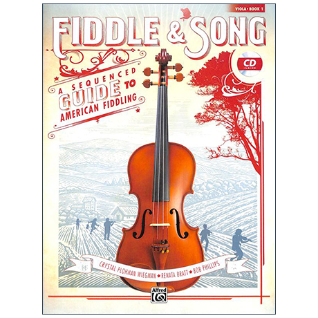 Fiddle & Song for Viola Book 1 (+CD)