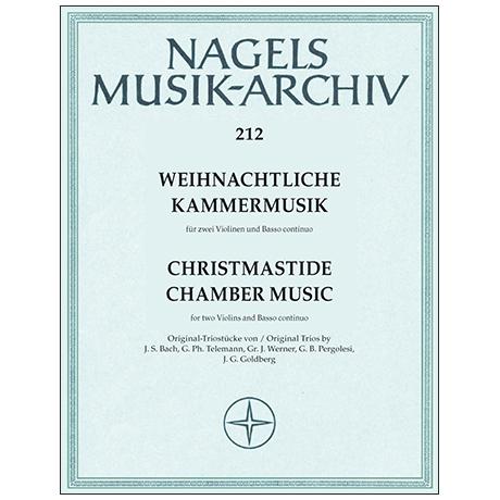 Strauch: Weihnachtliche Kammermusik