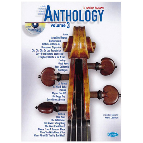 Anthology Vol. 3 (+CD)