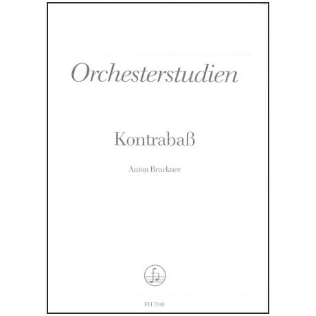 Bruckner, Anton: Orchesterstudien