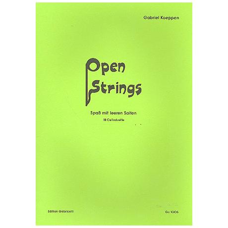 Koeppen, G.: Open Strings – Spaß mit leeren Saiten