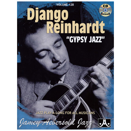 Reinhardt, D.: Gypsy Jazz (+CD)
