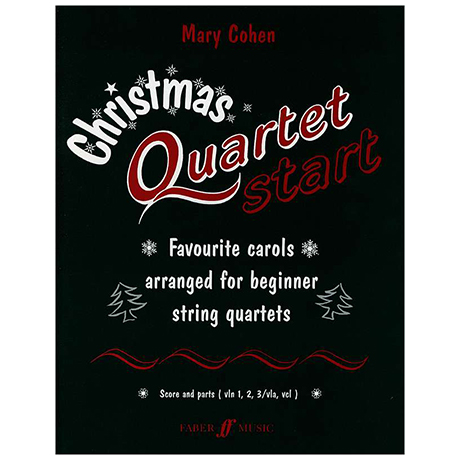 Cohen, M.: Christmas Quartetstart