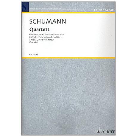 Schumann: Klavierquartett c-Moll