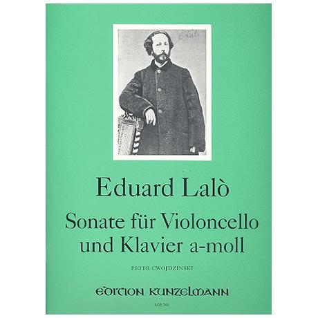 Lalò, E.: Sonate a-Moll