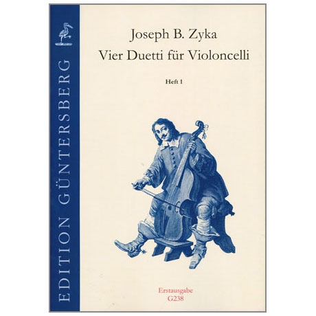 Zyka, J.B.: Vier Duetti Heft 1 - Duetto G-Dur & D-Dur