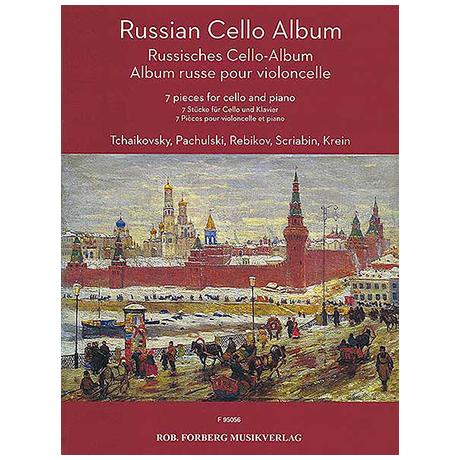 Russian Cello Album