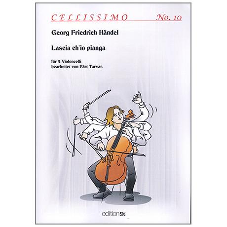 Händel, G. F.: Laschia ch'io panga
