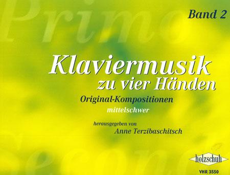 Terzibaschitsch: Klaviermusik zu vier Händen Band 2