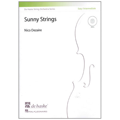 Dezaire, N.: Sunny Strings (+CD)