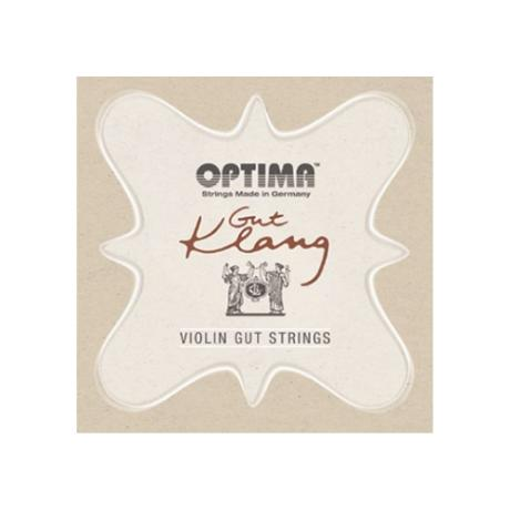 OPTIMA Gut Klang Violinsaite D