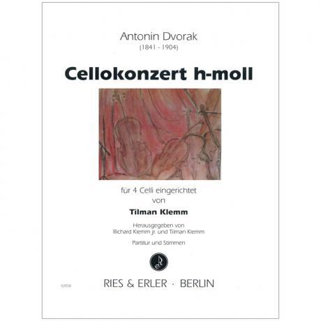 Dvořák, A.: Cellokonzert h-Moll