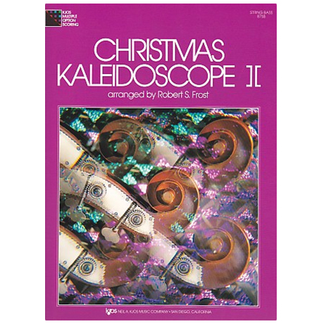 Christmas Kaleidoscope Band 2 – Kontrabass