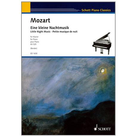 Mozart, W.A.: Eine kleine Nachtmusik KV525