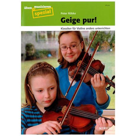 Üben & Musizieren spezial - Geige pur!