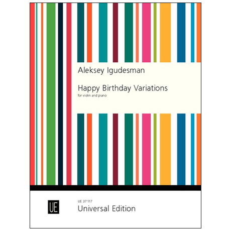Igudesman, A.: Happy Birthday Variations