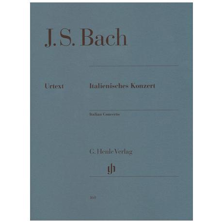 Bach, J. S.: Italienisches Konzert BWV 971