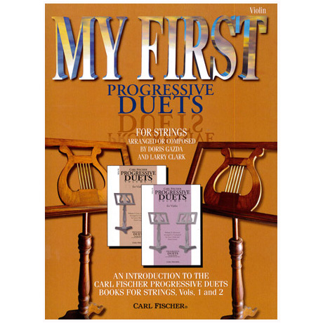 My First Progressive Duets – Violin
