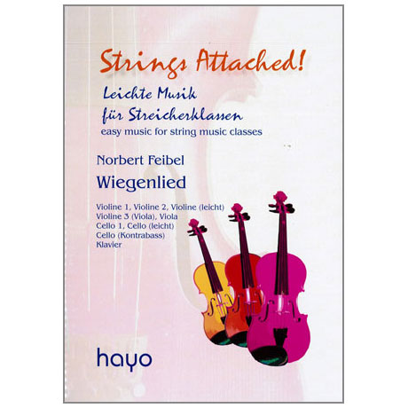 Strings Attached: Feibel, N.: Wiegenlied