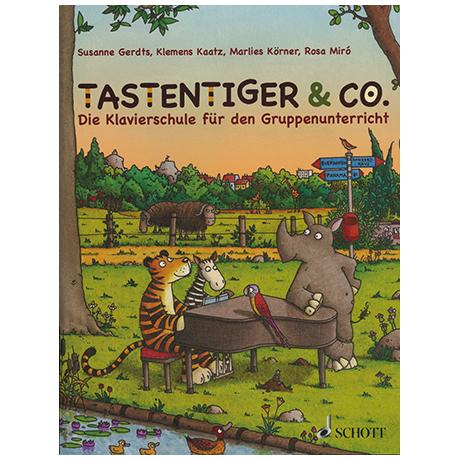 Gerdts, S. / Kaatz, K. / Körner, M. / Rosa, M.: Tastentiger & Co