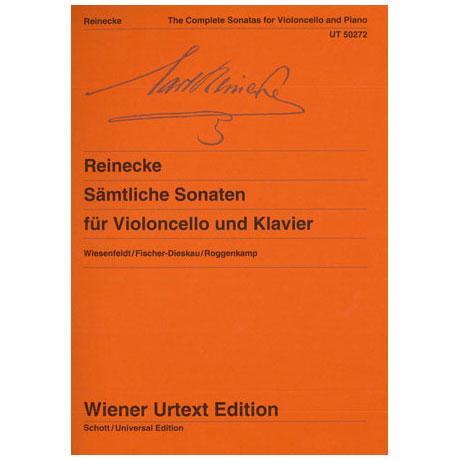 Reinecke, C.: Sämtliche Sonaten