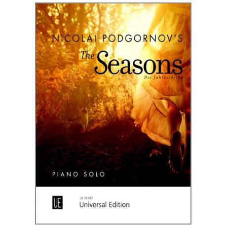 Podgornov, N.: The Seasons – Die Jahreszeiten