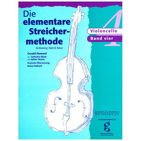 Die elementare Streichermethode - Band 4