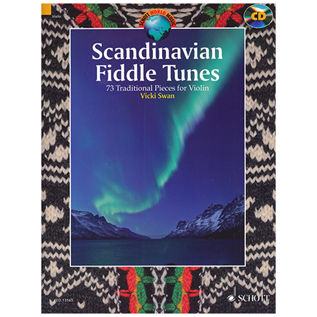 Scandinavian Fiddle Tunes (+CD)