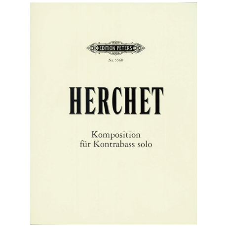 Herchet, J.: Komposition