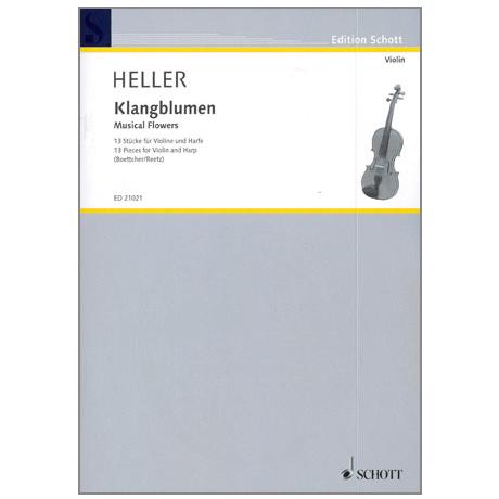 Heller: Klangblumen