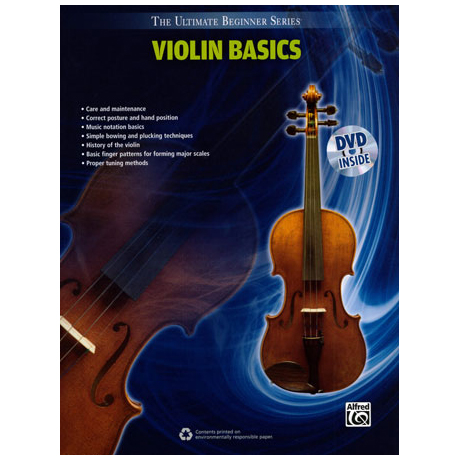 Violin Basics (+DVD)