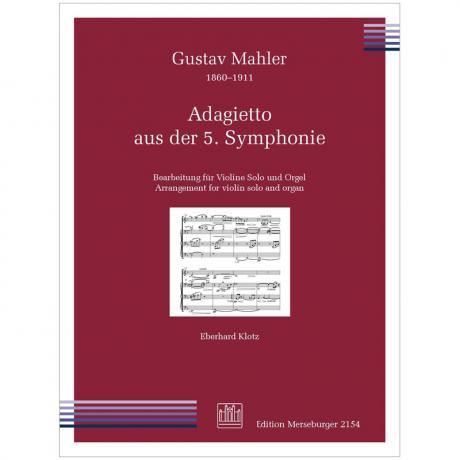 Mahler, G.: Adagietto aus der 5. Sinfonie