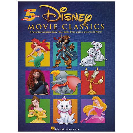 Five Finger Piano: Disney Movie Classics