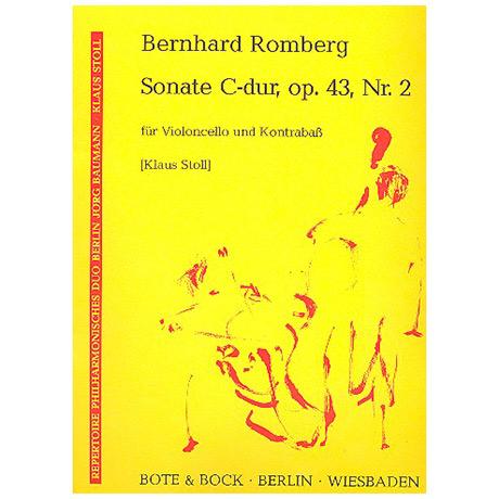 Romberg, B.: Sonate Op. 43/2 C-Dur