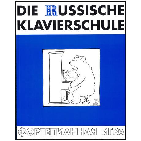 Nikolajew, A.: Die Russische Klavierschule Band 2