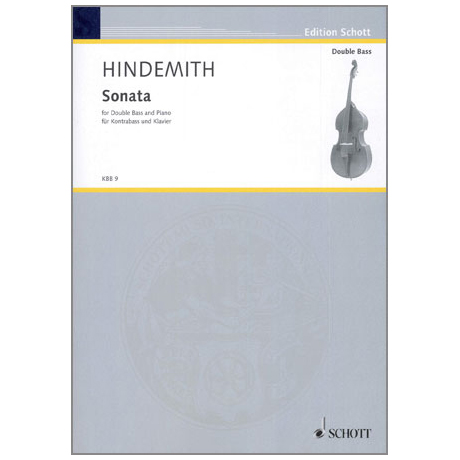 Hindemith, P.: Sonate