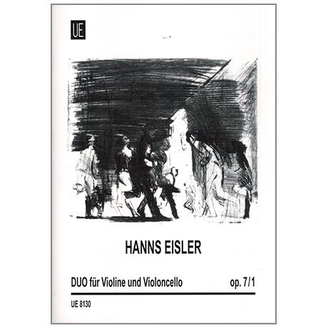 Eisler, H.: Duo Op.7/1