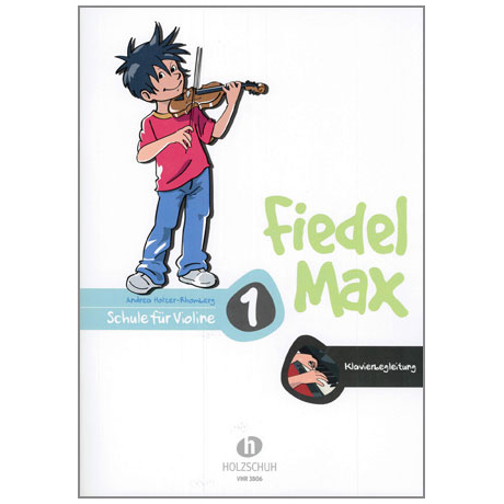 Holzer-Rhomberg, A.: Fiedel-Max – Schule 1