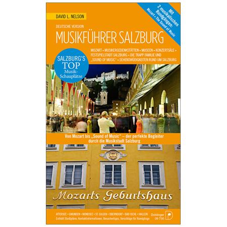 Nelson, D.: Musikführer Salzburg