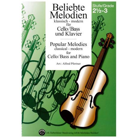 Beliebte Melodien: klassisch bis modern Band 4