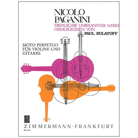 Paganini, N.: Moto perpetuo Op. 11