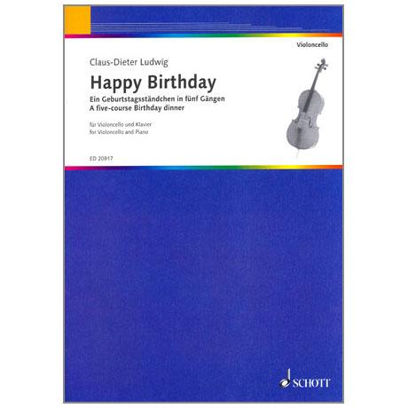 Ludwig, C.-D.: Happy Birthday