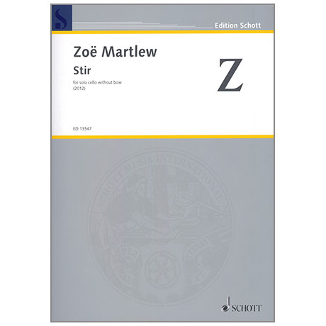 Martlew, Z.: Stir