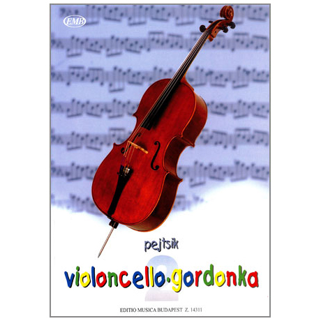 Pejtsik, A.: Violoncello ABC Band 2