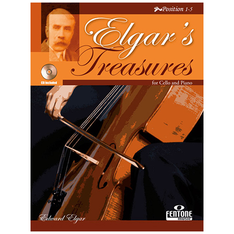 Elgar's Treasures (+CD)