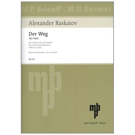Raskatov, A.: Der Weg (1987/rev. 2015)