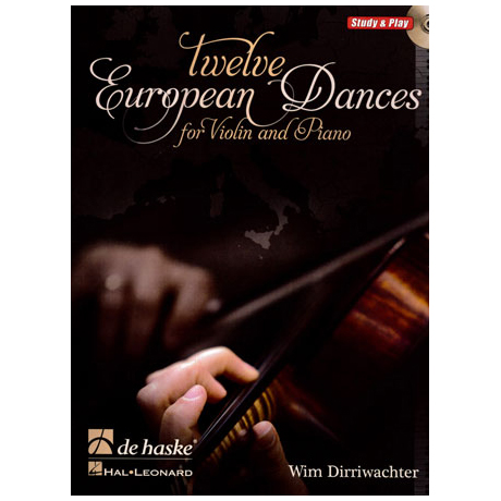 Twelve European Dances