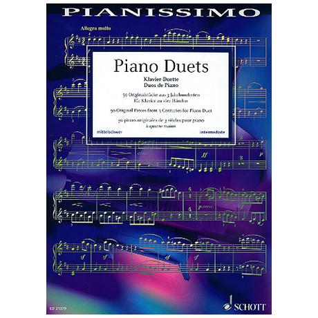 Twelsiek, M.: Piano Duets