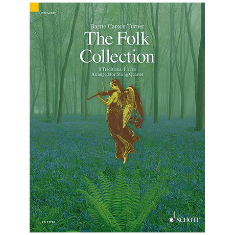Carson Turner, B.: The Folk Collection – 8 Traditional Pieces