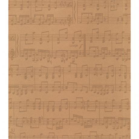 Geschenkpapier Musica